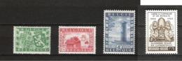 Zegels 823 - 825 + 826 ** Postfris - Unused Stamps