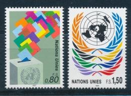 Verenigde Naties/United Nations/Nation Unis Geneve 1991 Mi: 200-201 Yt: 208-209 (PF/MNH/Neuf Sans Ch/**)(4866) - Ongebruikt