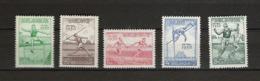 Zegels 827 - 831 ** Postfris - Unused Stamps
