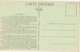 25150 Badonviller Chef-lieu De Canton - Circulé  - Corr.(s) : Lejeal - CLB / Société Coop. De La Faïencerie - Guerre - Francia