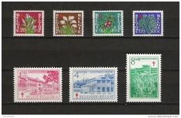 Zegels 834 - 840 ** Postfris - Unused Stamps