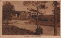 CPA  Pont L'abbé  Le Suller Chemin De Penauveur - Pont L'Abbe