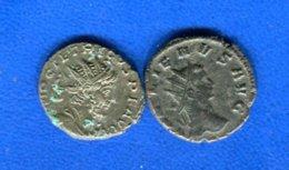 Tetricus 270/273  + Gallienus  259/268 - 5. The Military Crisis (235 AD Tot 284 AD)