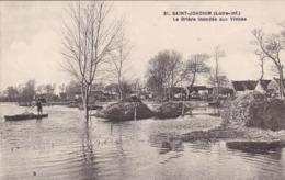 Loire-Atlantique - Saint-Joachim - La Brière Inondés Aux Vinces - Saint-Joachim