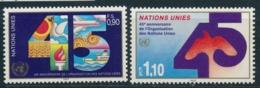 Verenigde Naties/United Nations/Nation Unis Geneve 1990 Mi: 188-189 Yt: 192-193 (PF/MNH/Neuf Sans Ch/**)(4868) - Ongebruikt