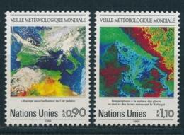 Verenigde Naties/United Nations/Nation Unis Geneve 1989 Mi: 176-177 Yt: 176-177 (PF/MNH/Neuf Sans Ch/**)(4870) - Ongebruikt