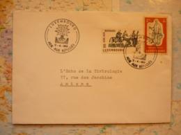 Aide Aux Réfugiés 7/04/1960 - Luxemburg