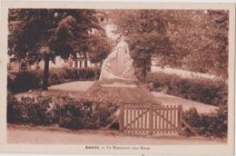 ASCAIN (64) - CPA - Le Monument Aux Morts - Ascain
