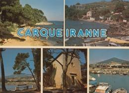 Cp , 83 , CARQUEIRANNE , Souvenir , Multi-Vues - Carqueiranne