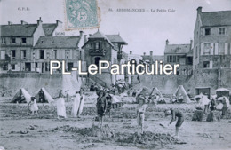 CPA  Arromanches La Petite Claes - Stati Uniti