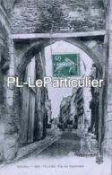 CPA  Falaise  Rue Des Cordeliers - Pijpenreiniger