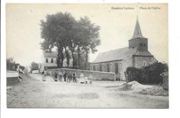 Hosdent-Latinne - Place De L'église. - België