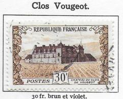 Clos Vougeot - Oblitérés