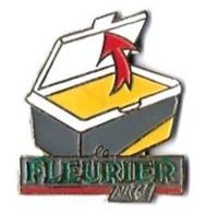PRODUITS LAITIERS - L24 - BEURRE - LE FLEURIER ALLEGE - Verso : SM - Levensmiddelen