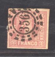 GRX 566  - Allemagne  -  Bavière  :  Mi  3  (o)  Obl. 356 ÛHLFELD - Bavière