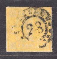 GRX 568  - Allemagne  -  Bavière  :  Mi  8 I  (o)   Type I - Bavière