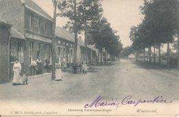 Wuustwezel - Steenweg Antwerpen-Bredal - Hoelen Nr. 266 - 1904 - Wuustwezel