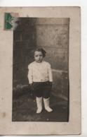 "CPA.Photo.petite Fille Avec Sa Première ""Culotte"" - Fotografia"