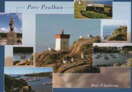 CPM  Plouhinec Pors Poulhan - Plouhinec