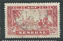 SENEGAL N° 128  OB TB 3 - Used Stamps