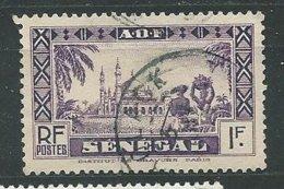 SENEGAL N° 129  OB TB - Used Stamps