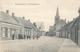 Wuustwezel - De Dorpstraat - 1917 - Wuustwezel