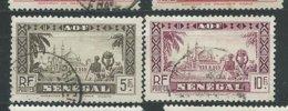 SENEGAL N° 135/36  OB TB - Used Stamps