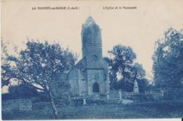 22 La Vicomté Sur Rance L'église Route De Dinan Pleudihen -s46 - Autres Communes