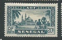 SENEGAL N° 137  * TB 1 - Unused Stamps