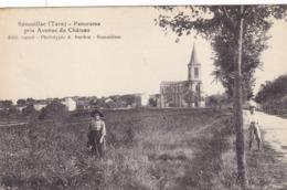 Tarn - Sénouillac - Panorama Pris Avenue Du Château - Autres Communes