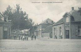 Wuustwezel - Steenweg Naar Achterbroeck - 1911 - Wuustwezel