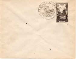 France N° 742 Oblitération Oradour Sur Glane Le 13/10/1945 - ....-1949