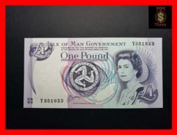 ISLE OF MAN 1 £  1991  P. 40 B   UNC - 1 Pound
