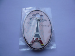 Big Pin S DISNEY TOUR EIFFEL 5,5  Cm Tbq - Disney