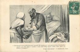 ILLUSTRATEUR BARIC TIRE DU JOURNAL AMUSANT  R. BOISSELIER EDITEUR A TOURS - Illustratoren & Fotografen