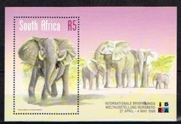 AFRIQUE DU SUD/SOUTH AFRICA/Neufs **/MNH**/1999 - Expo Philatélique Internationale IBRA 99 - Blocchi & Foglietti