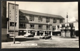 Perth Entrance To St. John's Square/ Old Cars - Perth