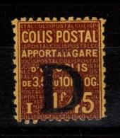 Colis Postaux - YV 127 N* - Colis Postaux