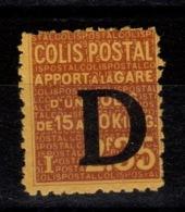 Colis Postaux - YV 132 N* - Colis Postaux