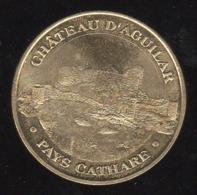 TUCHAN : Château D'Aguilar - Monnaie De Paris
