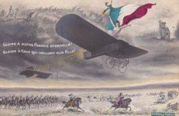 Gloire à Notre France éternelle (avion) - Heimat