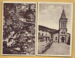 Lot De 3 C.P.A. VANOSC - France