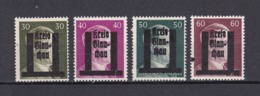 Lokalausgaben - Glauchau - 1945 - Michel Nr. 14/17 - Sowjetische Zone (SBZ)