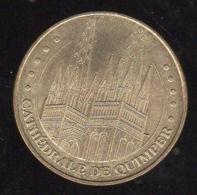 QUIMPER (29) : La Cathédrale - Monnaie De Paris