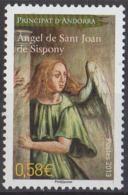 ANDORRE - Ange De L'église Sant Joan De Sispony - French Andorra