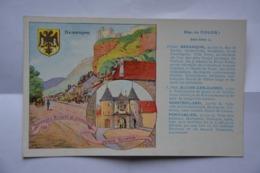 Departement Du Doubs-Besançon-offert Par Pastilles Valda - Besancon