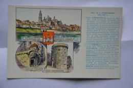 Departement De La Dordogne-Perigueux--offert Par Pastilles Valda - Périgueux