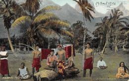 Océanie Polynésie Française    . Tahiti    Haapiti   Moorea      (voir Scan) - Tahiti