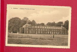 C.P. Baudour =  Château PRINCESSE  DE  LIGNE - Saint-Ghislain