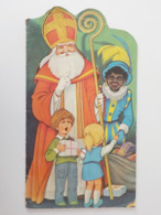 1950 Sinterklaas Kapoentje Livre Enfants Saint-Nicolas Sint Niklas Néerlandais - Saint-Nicolas